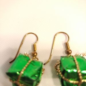Jewelry - 2 for $15 • Earrings & Brooch - Christmas themed